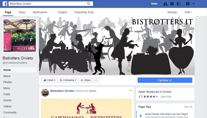 Orvieto Facebook Social Media