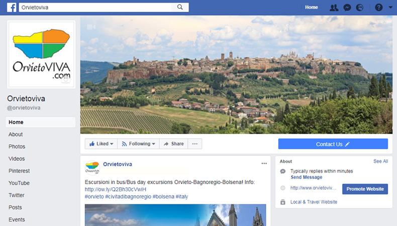 Orvietoviva.com facebook