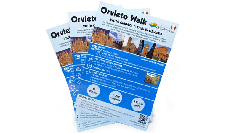 Orvietoviva.com tour flyer