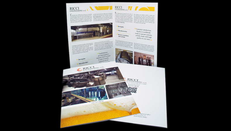 Ricci Engineering brochure