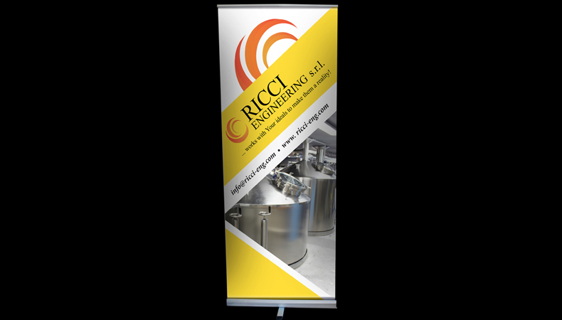 Ricci Engineering roll-up