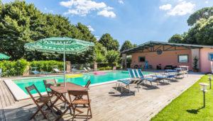 Servizio fotografico professionale villa in affitto Umbria